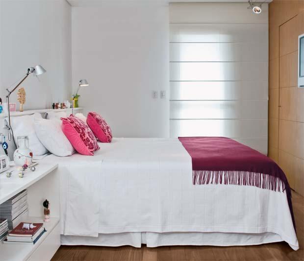 decoracao de interiores para ambientes pequenos : decoracao de interiores para ambientes pequenos:Ideias de criado-mudo para quarto pequeno