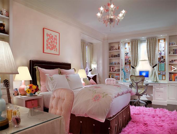 Dicas decoração para quarto feminino adulto Decorando Casas ~ Ver Fotos De Quartos
