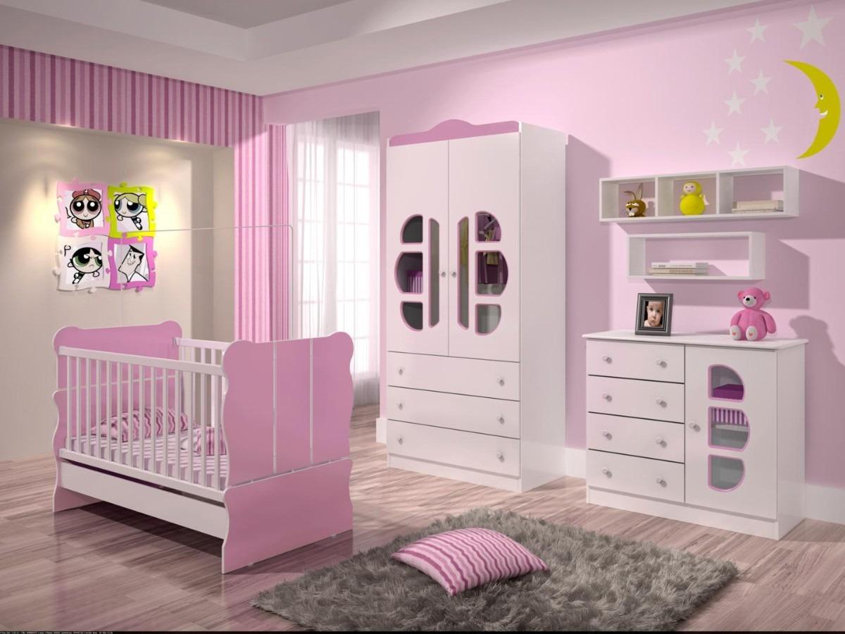 Modelos De Guarda Roupas Infantil Decorando Casas ~ Quarto Infantil Planejado Princesas