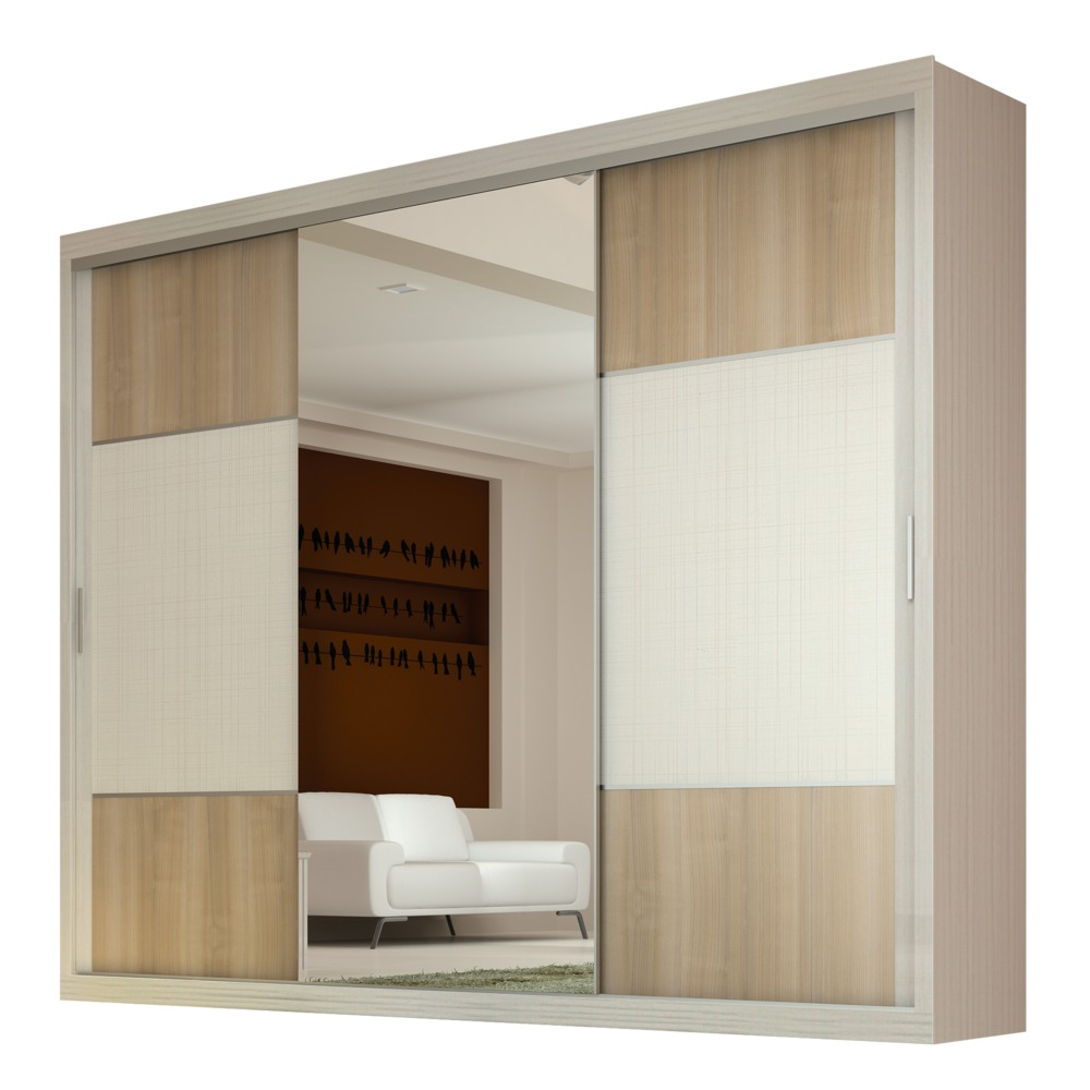 Guarda Roupa You ~ Guarda Roupa Com Porta De Correr Casas Bahia Car Interior Design
