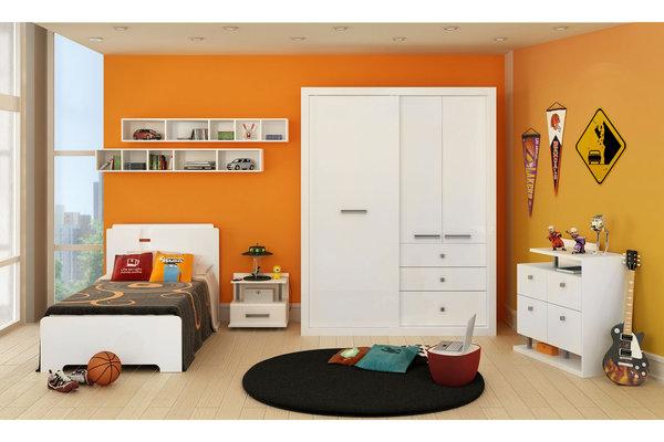 Ideias Guarda Roupa Quarto Pequeno ~ Modelos de guarda roupas para quarto pequeno de solteiro  Decorando