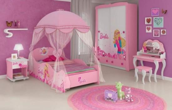Modelos de camas para quarto de meninas Decorando Casas