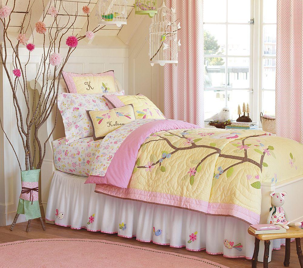 Modelos de camas para quarto de meninas decorando casas for Cama kawaii