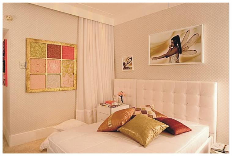 Modelos de quadros para quartos de meninas Decorando Casas ~ Ver Quadros Para Quarto