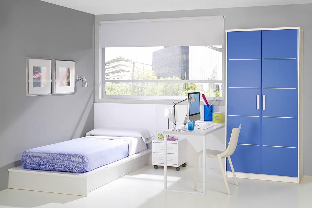 Decoração para quartos de jovens simples Decorando Casas ~ Cores Para Quartos De Jovens