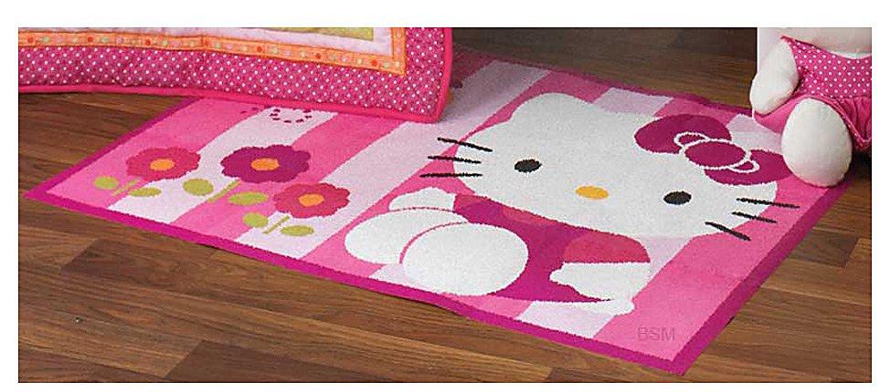 Tapetes para quarto de meninas Decorando Casas ~ Tapetes Quarto Hello Kitty