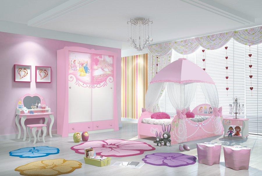 Tapetes para quarto de meninas Decorando Casas ~ Quarto Pequeno Tapete