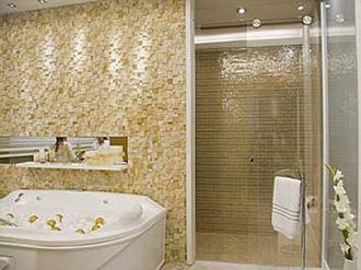 Banheiro-decorados-pastilhas-bege