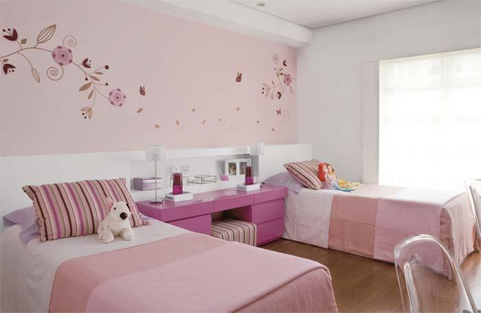 Decora o para quartos de meninas decorando casas - Categoria a3 casa ...