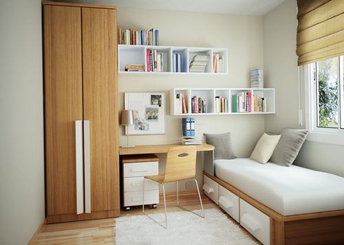 Dicas de estantes para quarto de solteiro Decorando Casas ~ Quarto Solteiro Tapete