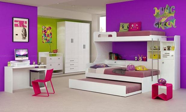 Móveis planejados quarto de solteiro  Decorando Casas