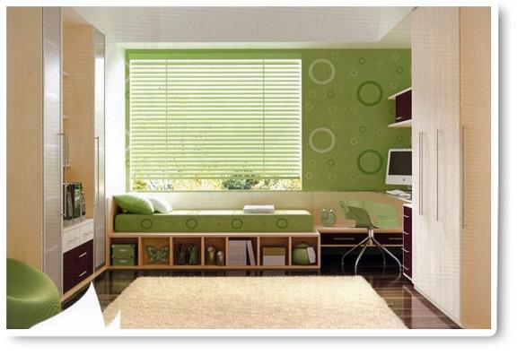 Móveis planejados quarto de solteiro Decorando Casas ~ Quarto Pequeno Planejado Solteiro