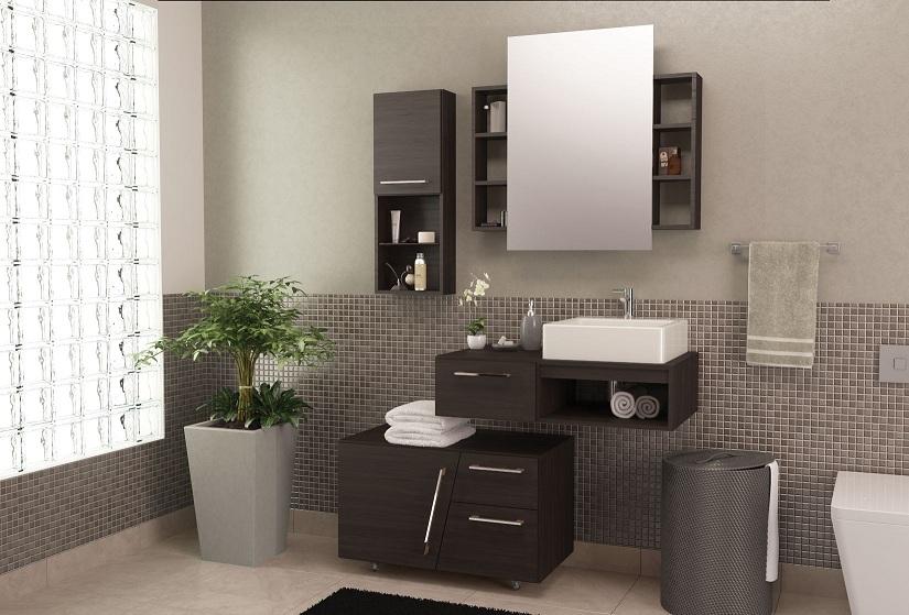 Modelos De Espelhos Para Banheiros E Lavabos Decorando Casas
