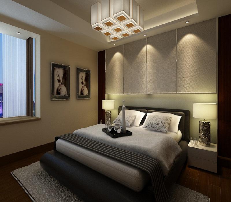 dicas decora o quarto casal pequeno decorando casas On modelo de dormitorio adulto romantico