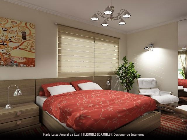 Dicas decoração quarto casal pequeno Decorando Casas ~ Quarto Rustico Romantico
