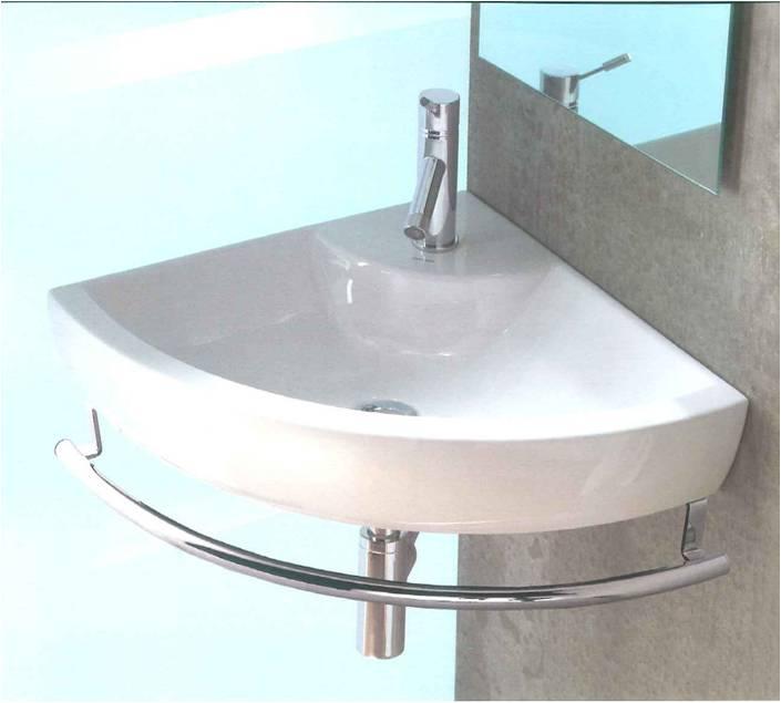 Modelos de pias para banheiro  Decorando Cas -> Armario Banheiro Pequeno De Canto