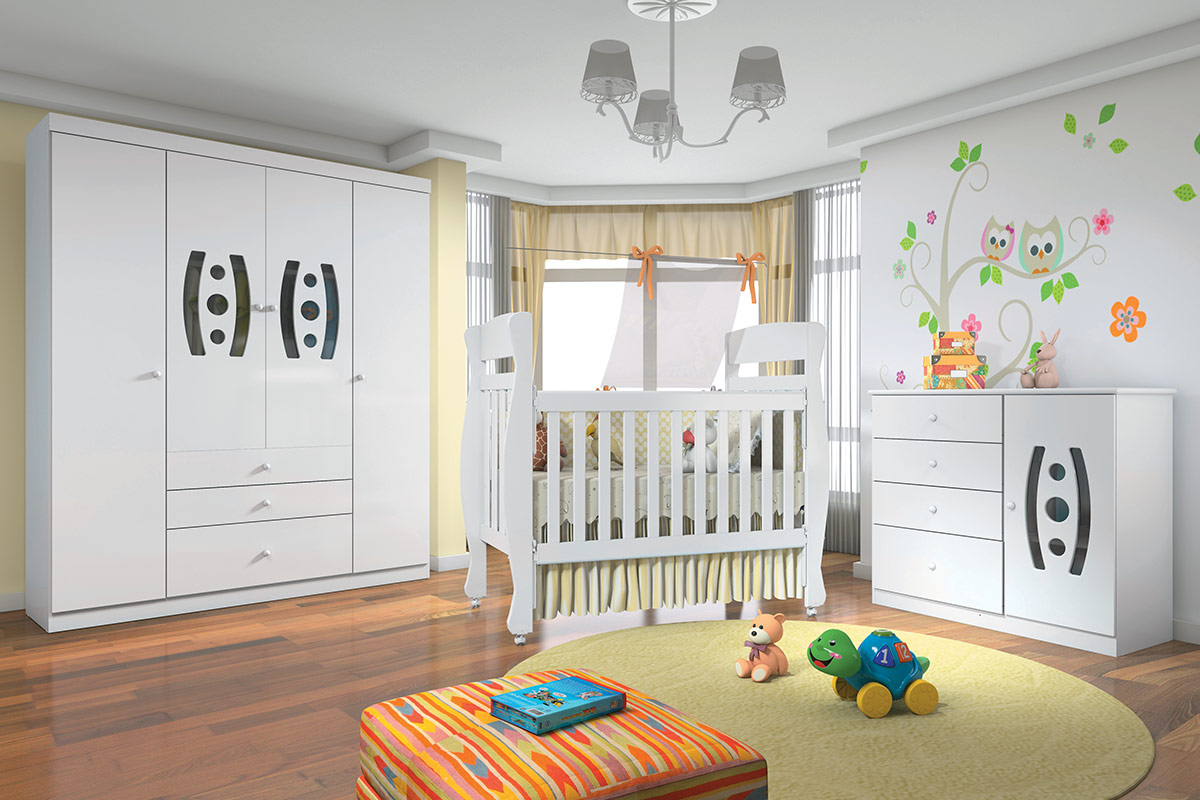 Ideias Guarda Roupa Quarto Pequeno ~ Modelos de guarda roupas para quarto pequeno de bebe  Decorando Casas