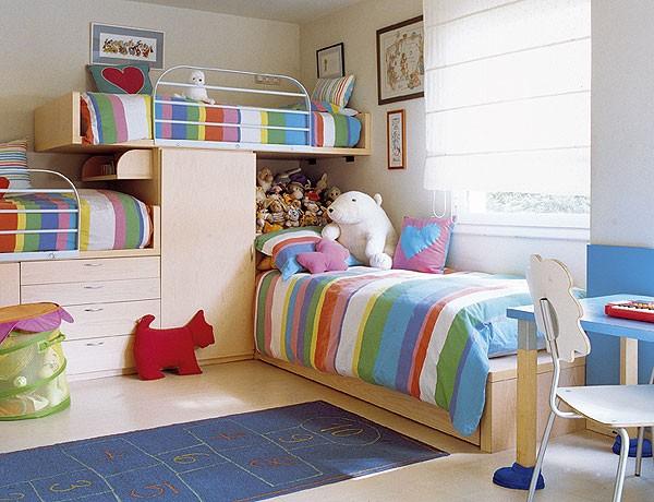 Móveis planejados para quarto infantil Decorando Casas ~ Quarto Planejado Treliche