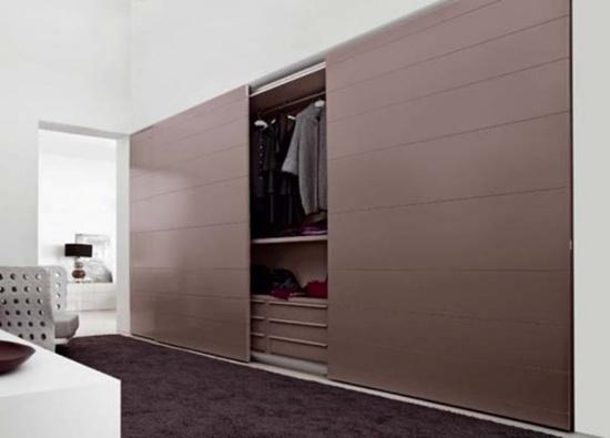 Arm rios para quartos planejados decorando casas for Modelos de armarios modernos