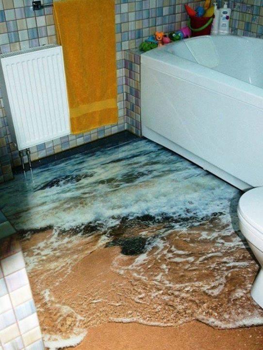 Banheiros-decoração-3D-fotos