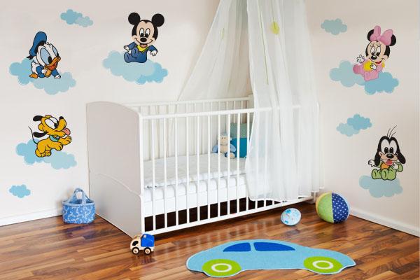 Cores de parede para quarto de bebe  Decorando Casas