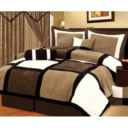Dicas e modelos jogo de cama king size decorando casas for Cama queen size vs king size