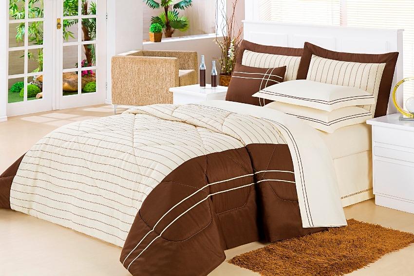 Dicas e modelos jogo de cama king size decorando casas for Cama matrimonial king