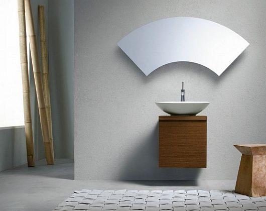 Espelhos e o seu banheiro decorado  Decorando Casas -> Banheiro Decorado Espelho