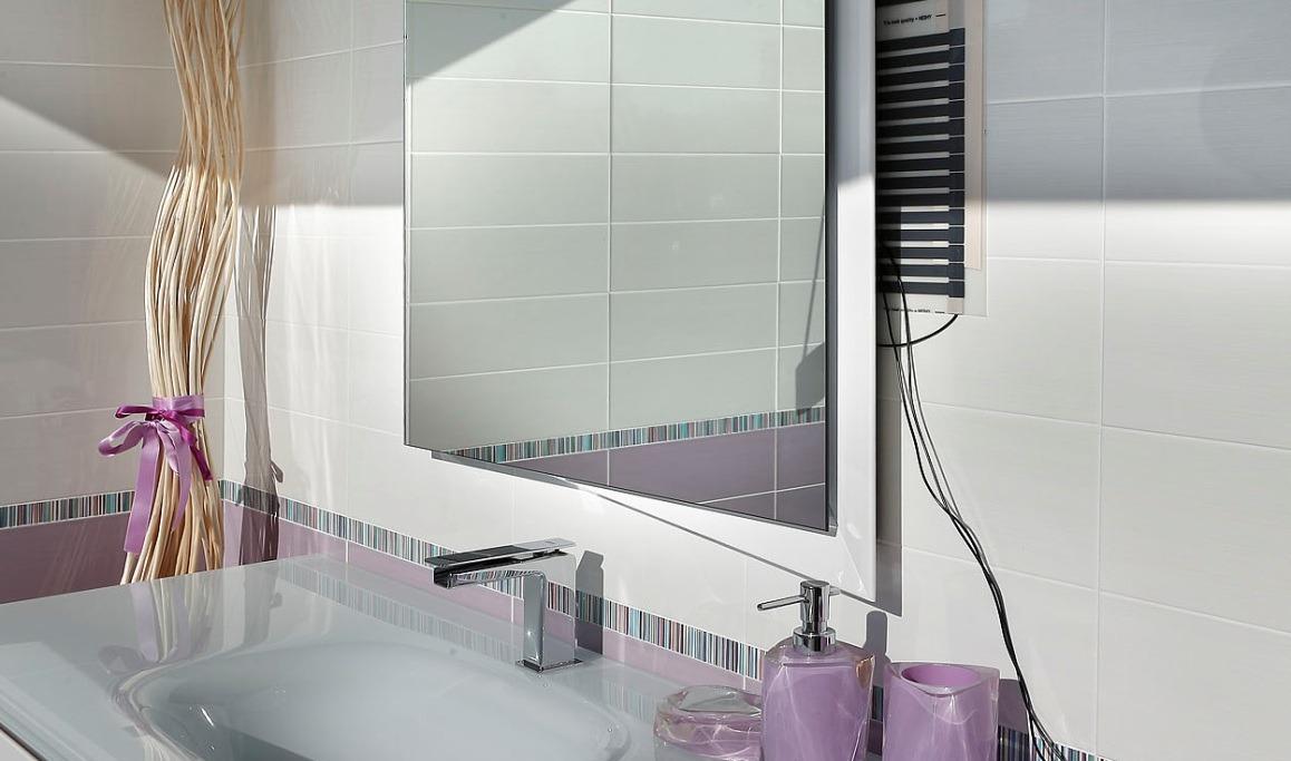 Espelhos e o seu banheiro decorado  Decorando Casas -> Banheiro Decorado Com Espelhos