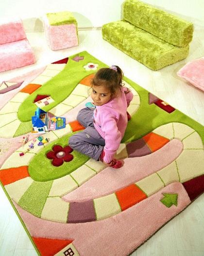 tapete para quarto infantil e emborrachado