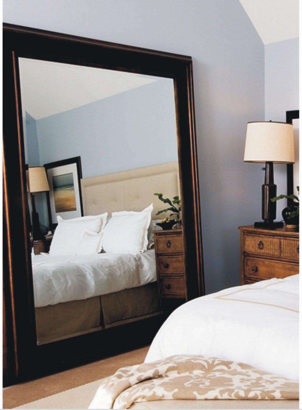 Quarto De Casal Com Espelho Grande Redival Com ~ Espelho Grande Para Quarto Barato