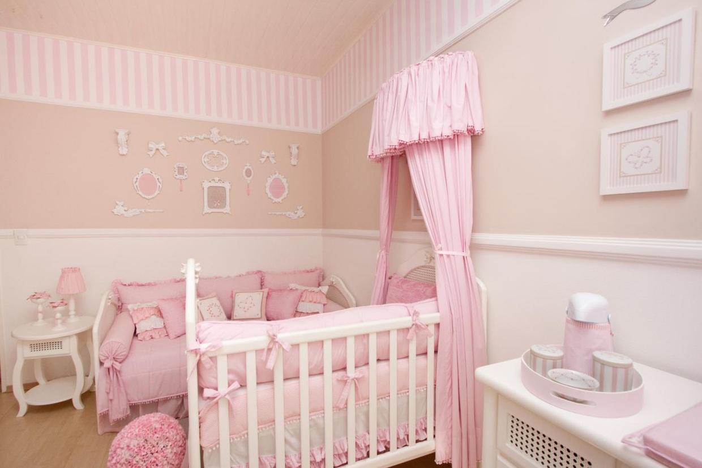 Dicas de papel de parede para quarto de bebê Decorando Casas ~ Wallpaper Quarto De Bebe