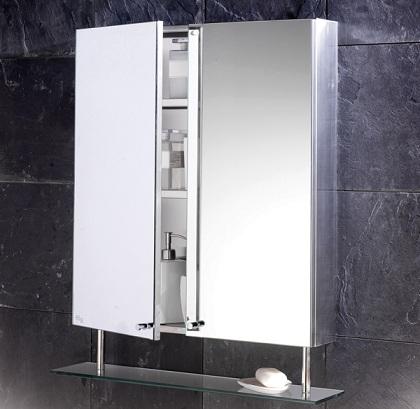 Armários-espelhos-banheiros