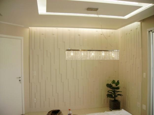 Dicas de teto de gesso para banheiro  Decorando Casas -> Drywall Banheiro Pequeno