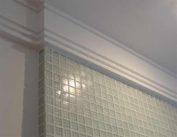 Dicas de teto de gesso para banheiro  Decorando Casas -> Gesso Para Pia De Banheiro