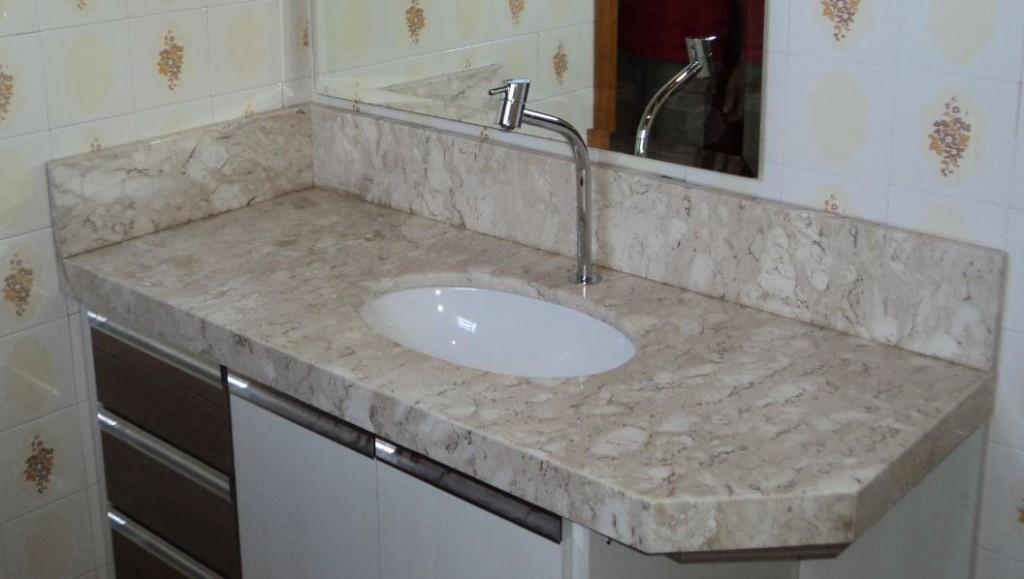 Modelos de pias em granito para banheiro  Decorando Casas -> Odelos De Pia De Banheiro