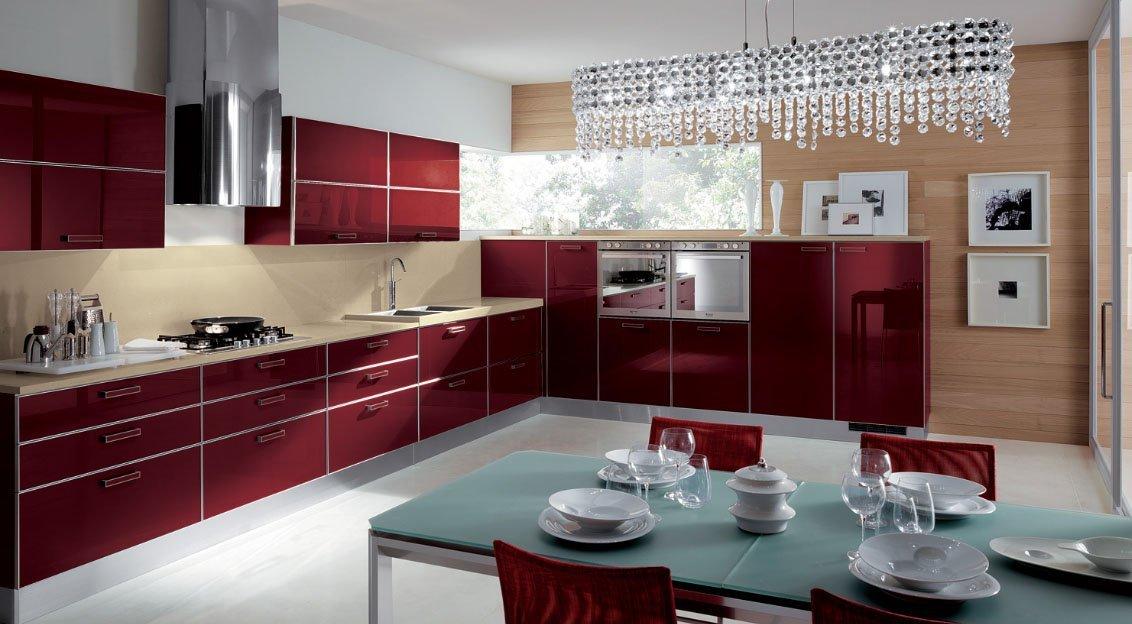 Projetos cozinhas planejadas grandes e modernas for Cocinas grandes modernas