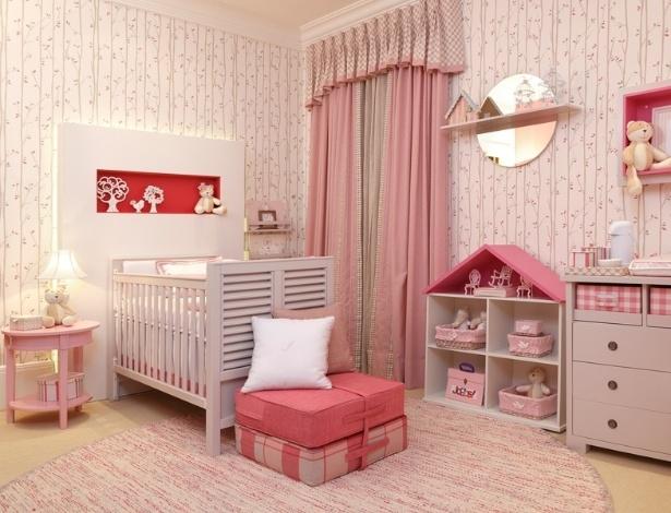 Revestimento Parede Interna Quarto ~ Confira fotos de alguns tipos de revestimentos para quartos de beb?s