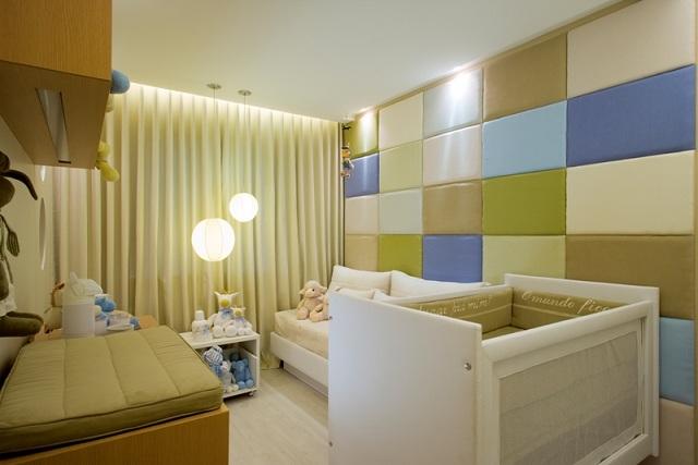 Revestimento de parede para quarto de bebê Decorando Casas ~ Revestimento Chao Quarto