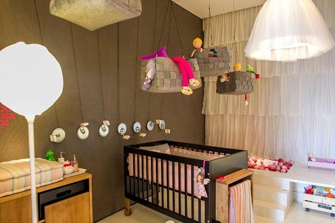 Revestimento de parede para quarto de bebê Decorando Casas ~ Revestimento Parede Quarto Pequeno
