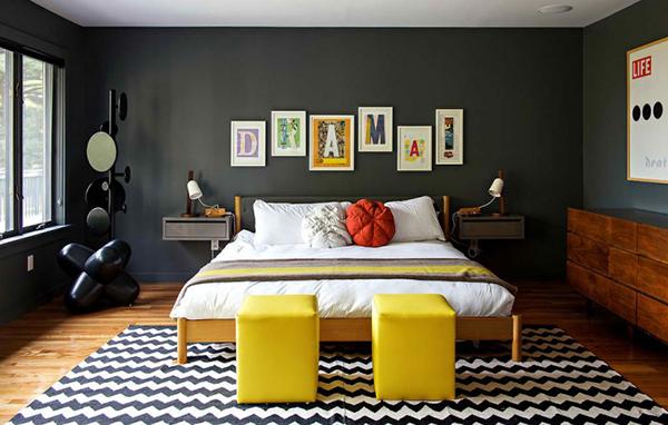 Dicas para cor de parede em quarto masculino Decorando Casas ~ Tinta Quarto Masculino