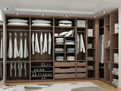 Modelos guarda roupa embutido decorando casas for Modelos de walk in closet