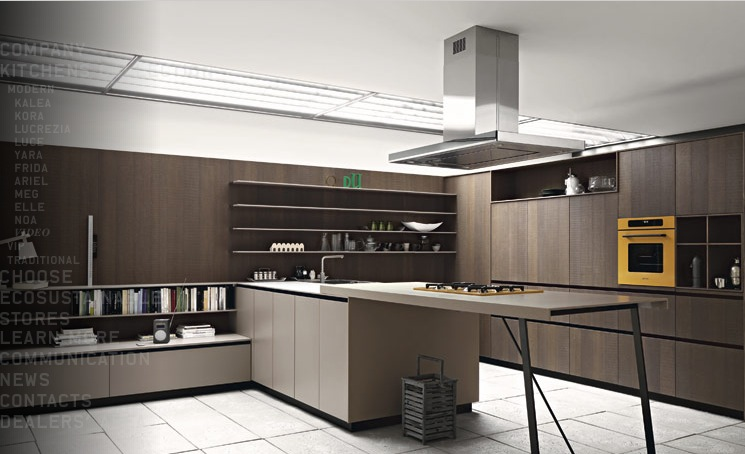 Planned Kitchens Small And Modern Decorando Casas