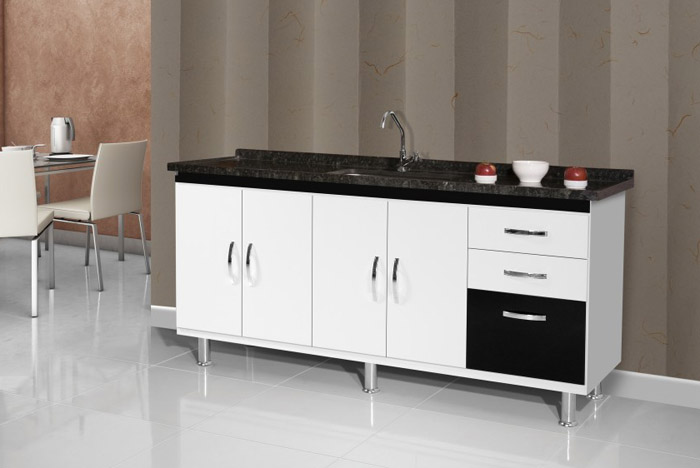 Armario Embutido Pia Cozinha : Pia para cozinha com balc?o fotos decorando casas