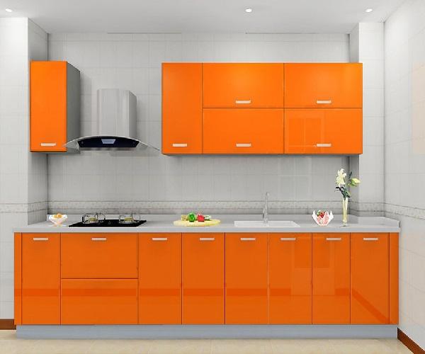 Armario Superior Cozinha Profundidade ~ Armários de cozinha planejados coloridos Decorando Casas