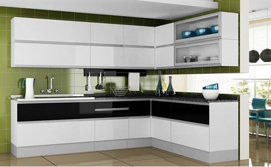 Artesanato Com Tecido De Juta ~ Dicas de armários de cozinha planejados Decorando Casas