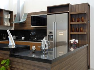 Balcão-cozinha-granito-fotos