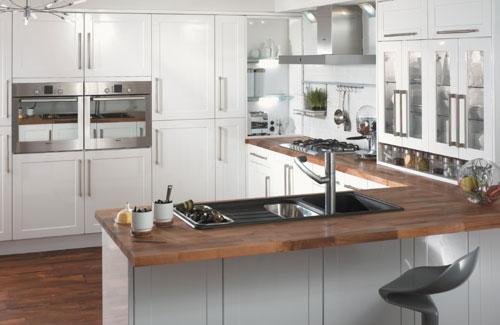 Balc o de cozinha planejado e moderno fotos decorando casas for American kitchen design gallery