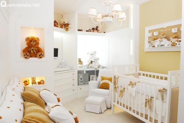 Decoração quarto bebe masculino Decorando Casas ~ Quarto Rustico Masculino