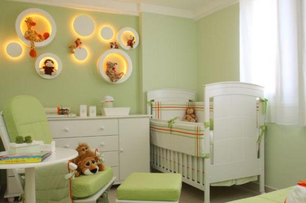 Decoração quarto bebe masculino Decorando Casas